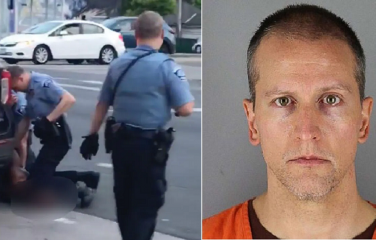 Ex-Minneapolis police officer Derek Chauvin found guilty on all charges in the murder of George Floyd