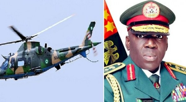 Watch video: Nigeria's Chief of Army Staff Ibrahim Attahiru dies in military plane crash