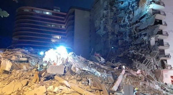 99 still missing in rubble of the collapsed condo in Florida