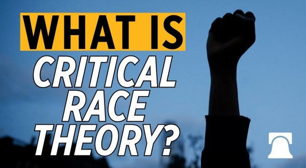 What is critical race theory? News anchors often use those words lately