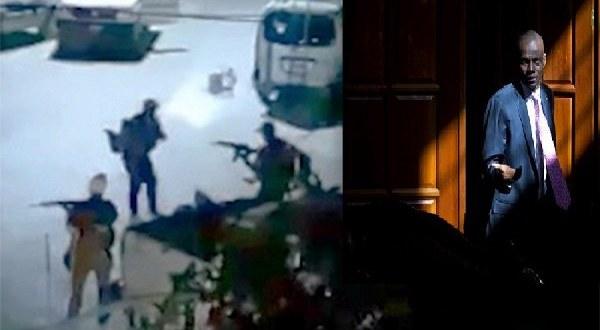 Who assassinated Haiti president Jovenel Moise?