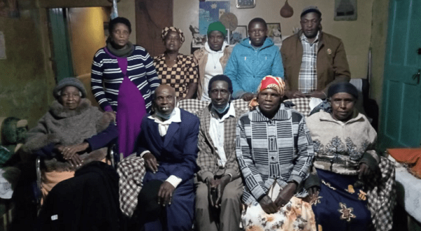 Kenyan man returns home 47 years after he was sent to buy rice for the family