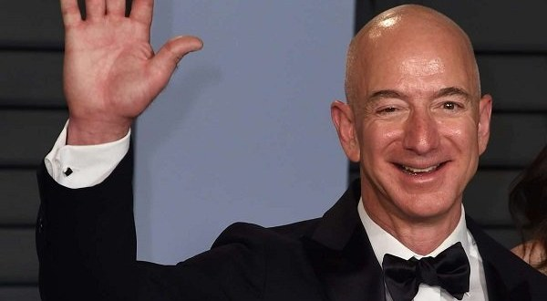 Jeff Bezos retires at 57 with $201 billion, more than 750,000 times the median American's retirement wealth