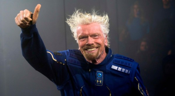 Richard Branson traveled to suborbital space July 11, 2021. What is orbital and suborbital spaceflight?