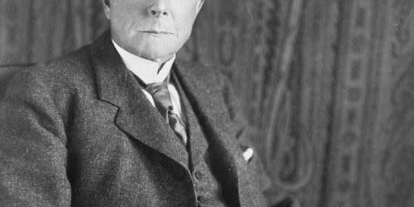 Who was the first American billionaire in history?