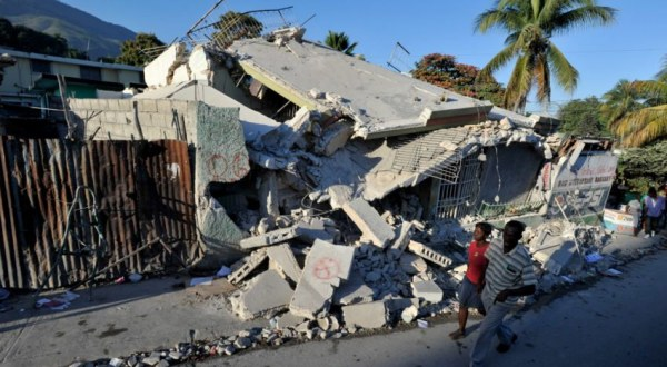 What is the deadliest earthquake in history?
