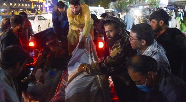 What is ISIS-K, the group that claimed responsibility for the Kabul airport attack?